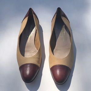 Salvatore Ferragamo Boutique loafers, size 10, GUC